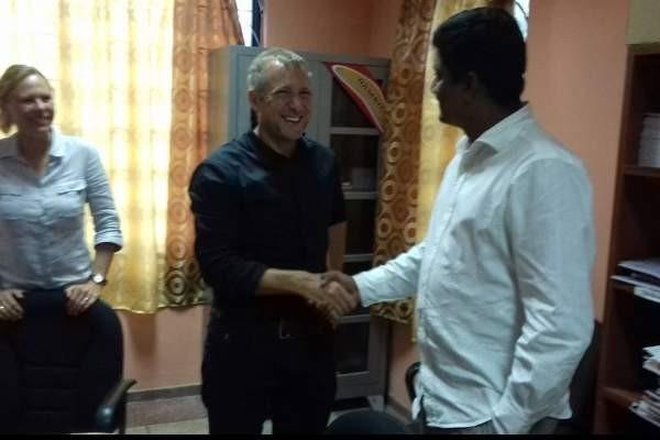 Don't send back Diaspora Tamils till a permanent solution is reached, Democratic Militants insist with Swiss Officials