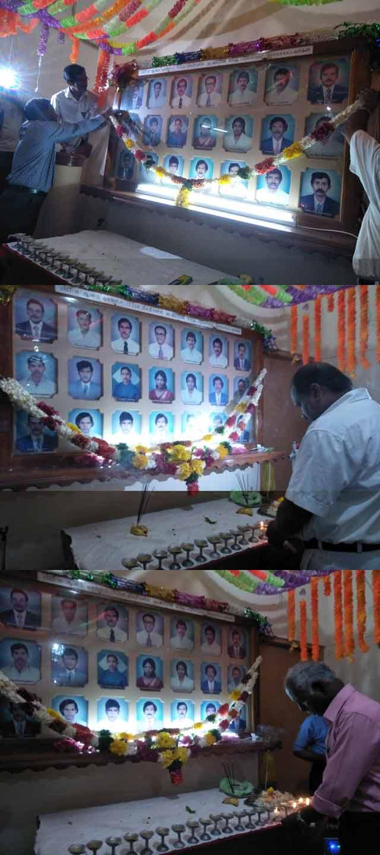 Jaffna Hospital murder