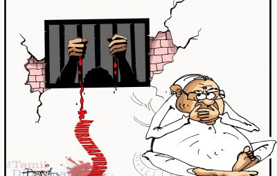 Tamil Political Prisoners and Sampanthan (1)