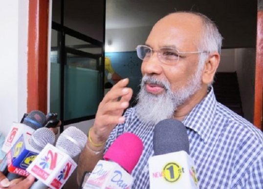 Forcing Buddhism into North and East  is a betrayal to Tamil People: says the CM Wigneswaran