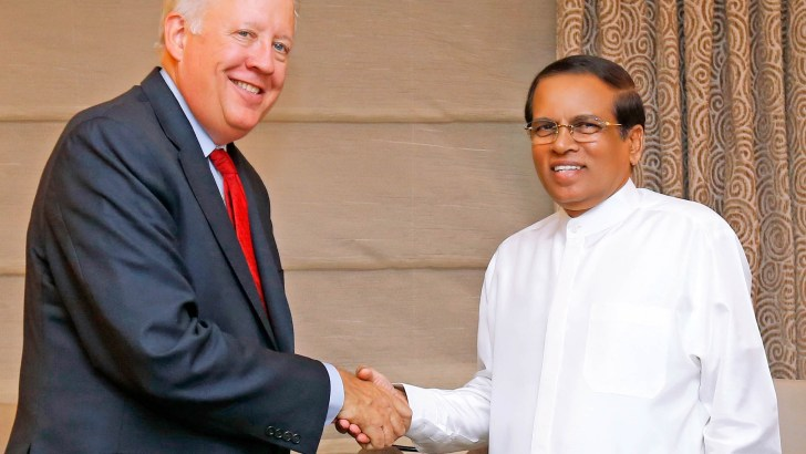 U.S. official Shannon Urged to Raise Ongoing Persecution of Tamils During U.S. – Sri Lanka Partnership Dialogue: TGTE