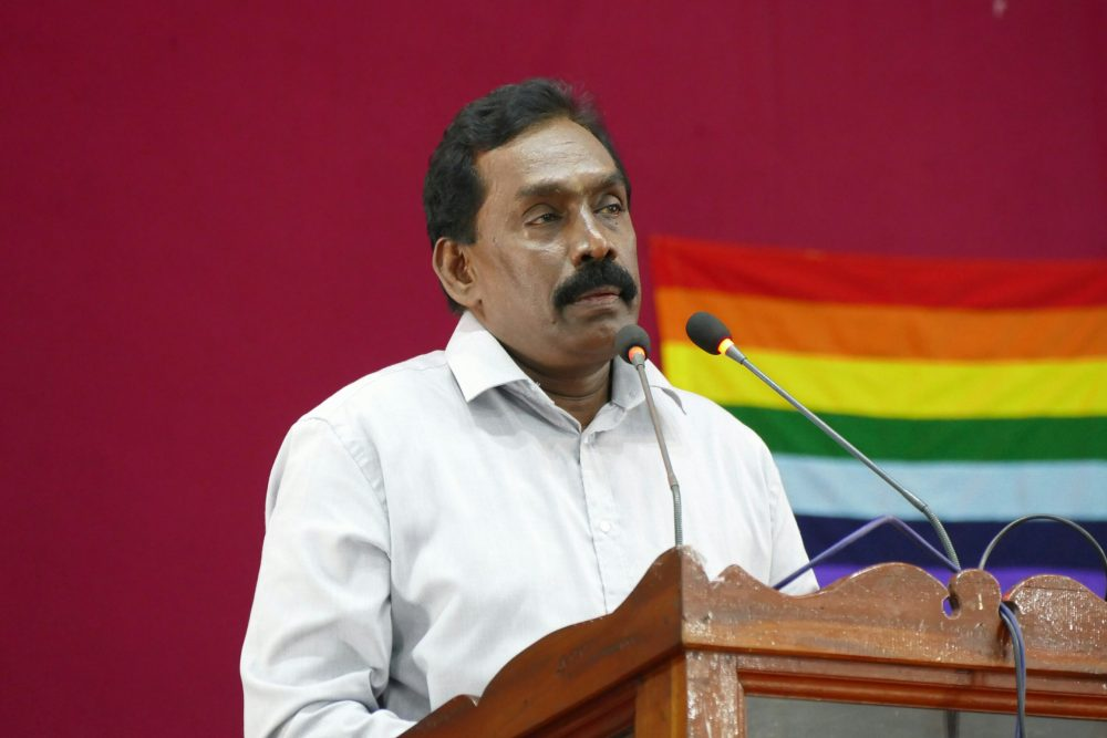 ITAK trying to lure V. Arunthavapalan by giving National list seat