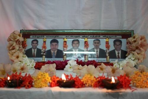 Vavuniya Agricultural College Massacre 11th Anniversary Observed