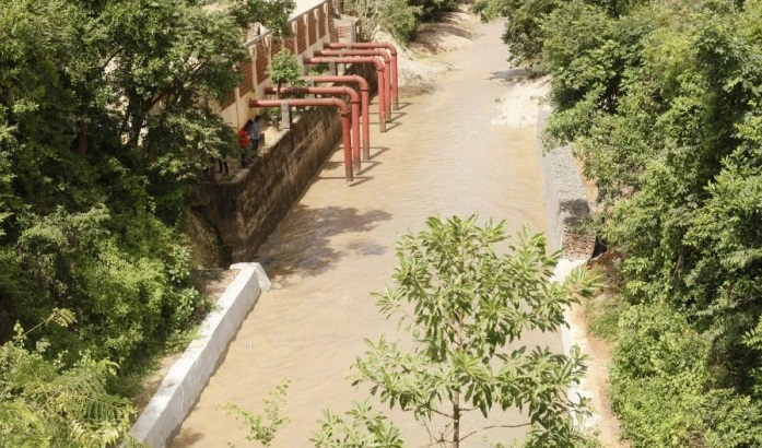 Irranaimadu Water released for Maha Season (Kala Pokam)