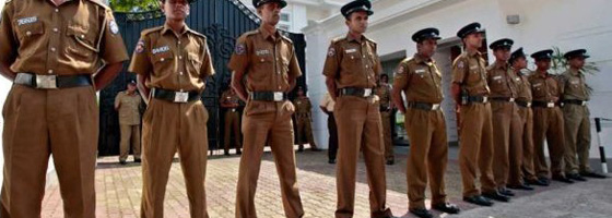 1,500 police personnel to be brought into Jaffna Peninsula to contain Sword attack gangs