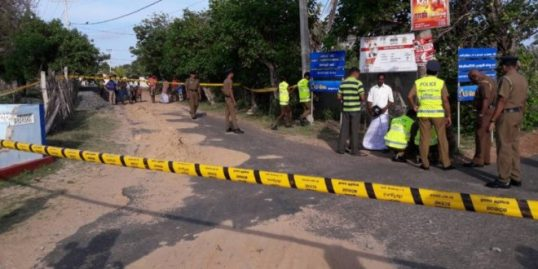 Ariyalai Killing – Only witness did not identify any of the two suspects