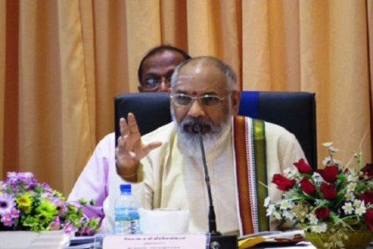 GOSL will not grant anything to Tamils: International Community should step in to help the Tamils, says C.V. Wigneswaran