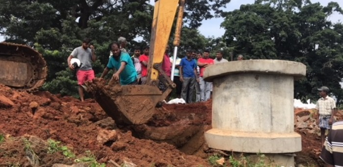 Disaster averted by precautionary action at Vavuniya Tank by the Irrigation Department