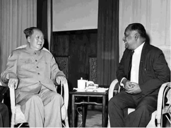 Mao and shanmugathan