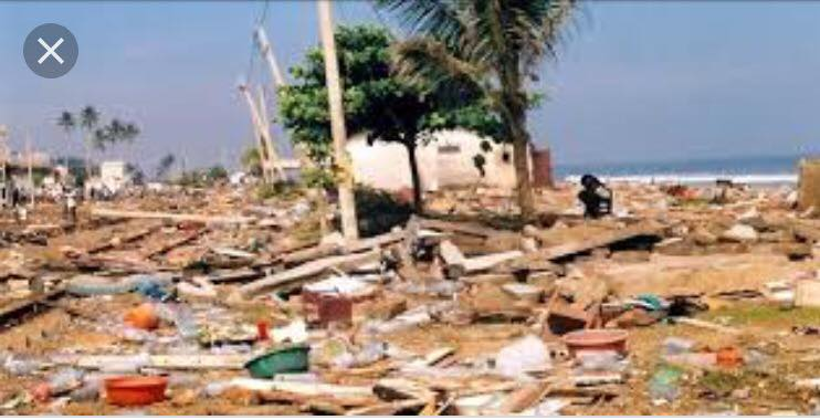 Tamil Diplomat 13th Anniversary of the Tsunami which gave ...