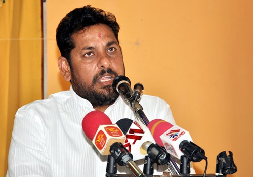 Fielding cohorts of some Parties in guise of Independents to destroy the strength of TNA:                          says Amparai TNA MP, K.Kodeeswaran
