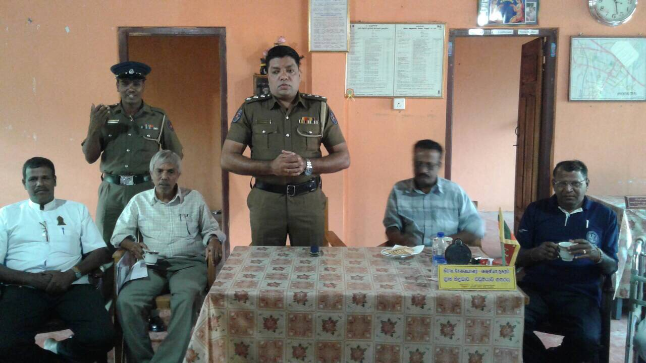 Attempt to instigate race riots, people should be vigilant, warns Vavuniya Police OIC