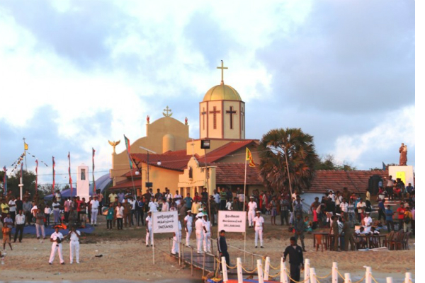 Preparations undertaken for Kachchatheevu St. Antonyh's Festival to be held on Feb. 23 & 24 : says  the District Secretary