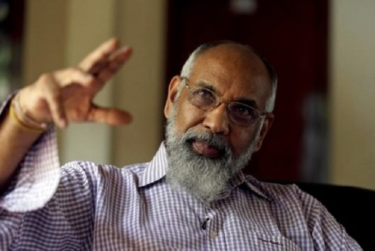 Sinhala Colonization in Tamil Home Land, points out the CM, C.V.Wigneswaran