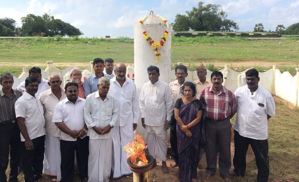 Murder at Tamil Conference a part of the Genocide against Tamils, says MPc, Sivajilingam