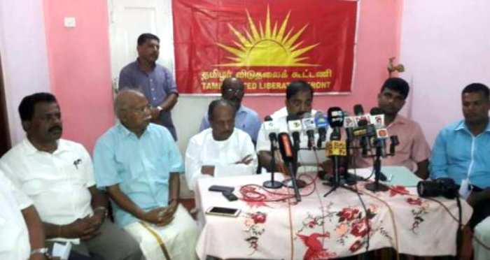 Election Commission bans the use of Tamil National Liberation Alliance