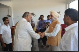 NPC CM Wigneswaran meets American and Indian Ambassadors