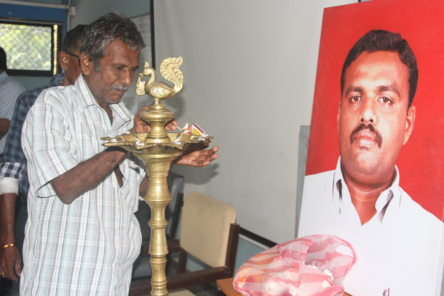 9th Anniversary of Journalist  P.Sathiyamoorthy (1)