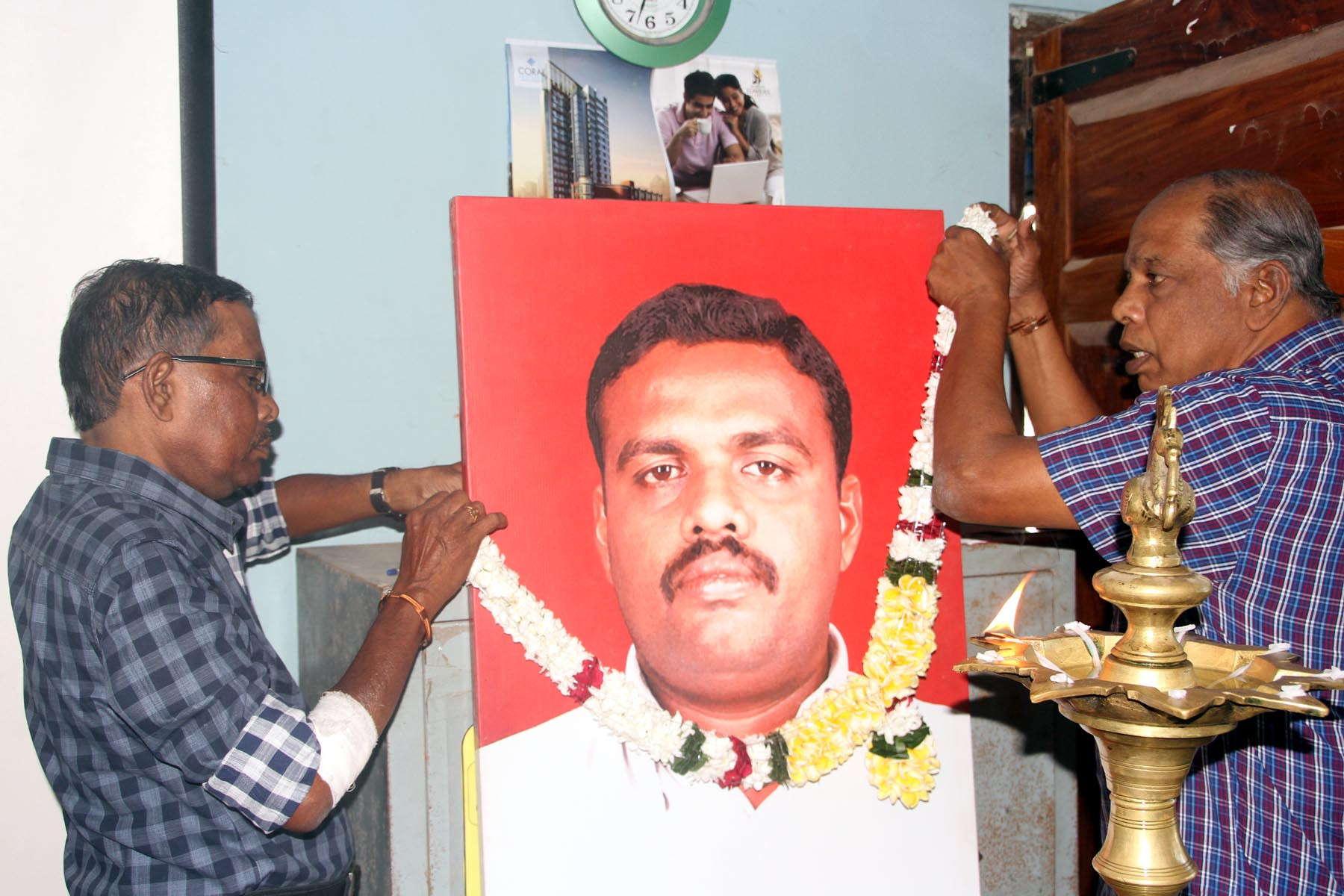"9th Anniversary of Journalist  P.Sathiyamoorthy – ""Ninaivodu Pesuthal"" held yesterday"