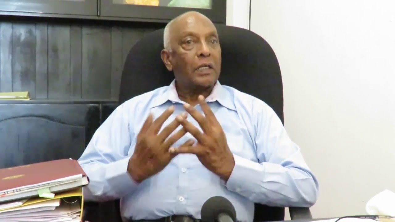The TNA has consented for the Unitary state system says Chairman of the Constitutional Reform Committee, AAL, Lal Wijenayake