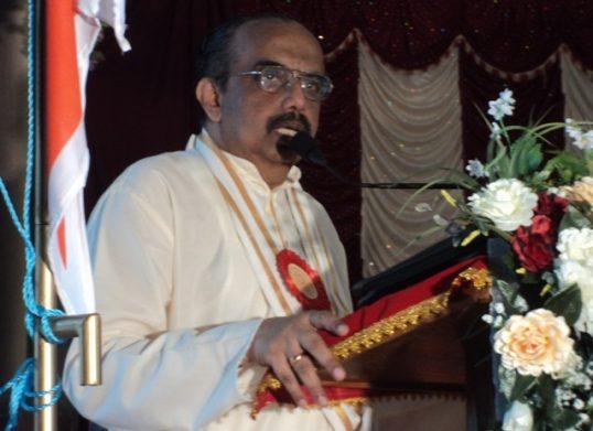 All Ceylon Hindu Mamantra President Neelakandan depart to meet his creator