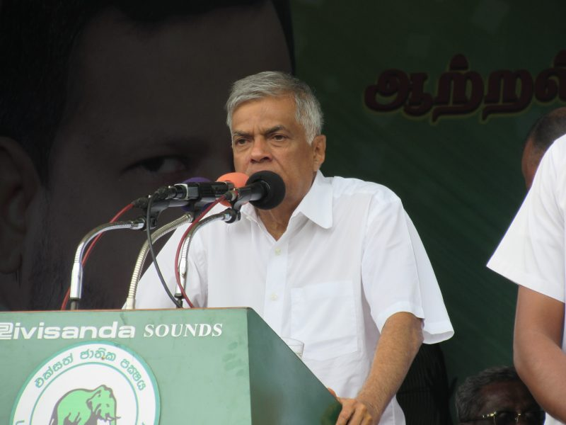 UNP Manifesto says: 1,000 Vihares will be constructed in North and East