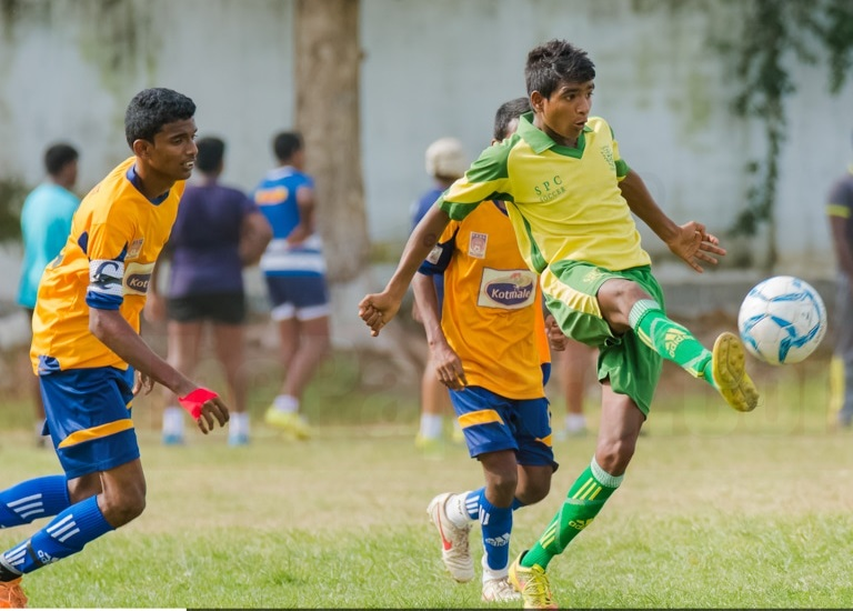 St. Patrick&#8217;s, Jaffna  Provincial Champions in < 20 Foot Ball