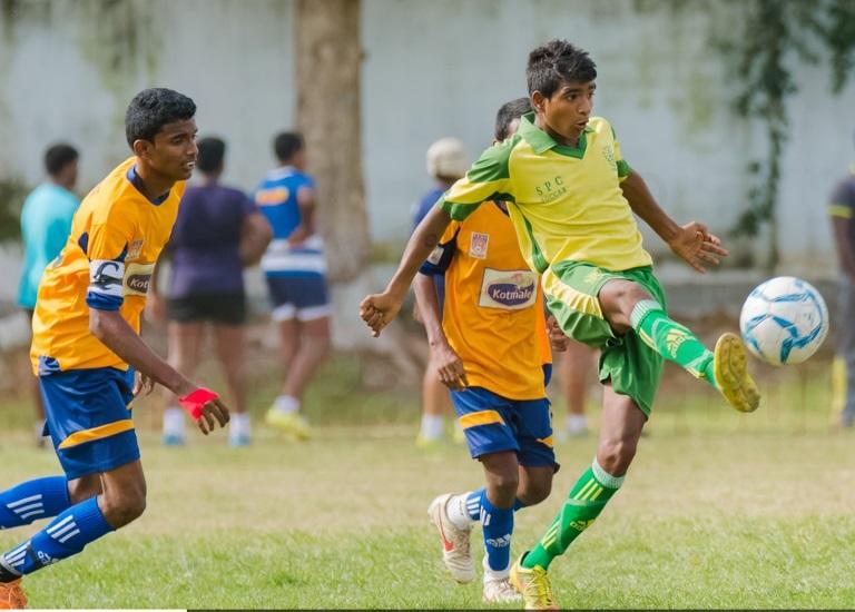 St. Patrick's, Jaffna  Provincial Champions in < 20 Foot Ball
