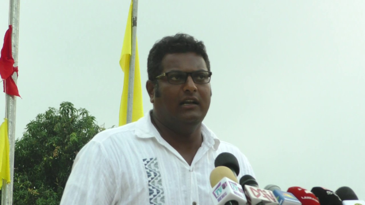 Manivannan sacked from TPNF, Party leader Gajendrakumar officially announce yesterday
