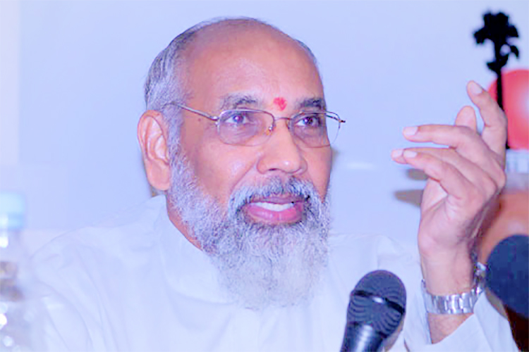 Power of appointing and removing Ministers lies with the CM, says C.V. Wigneswaran