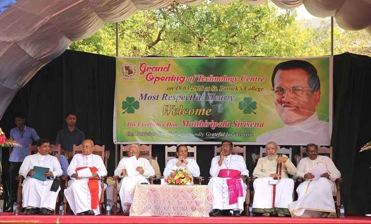 Tamils supported you, in the hope that a solution will be delivered, Sampanthan says to Maithri in Jaffna