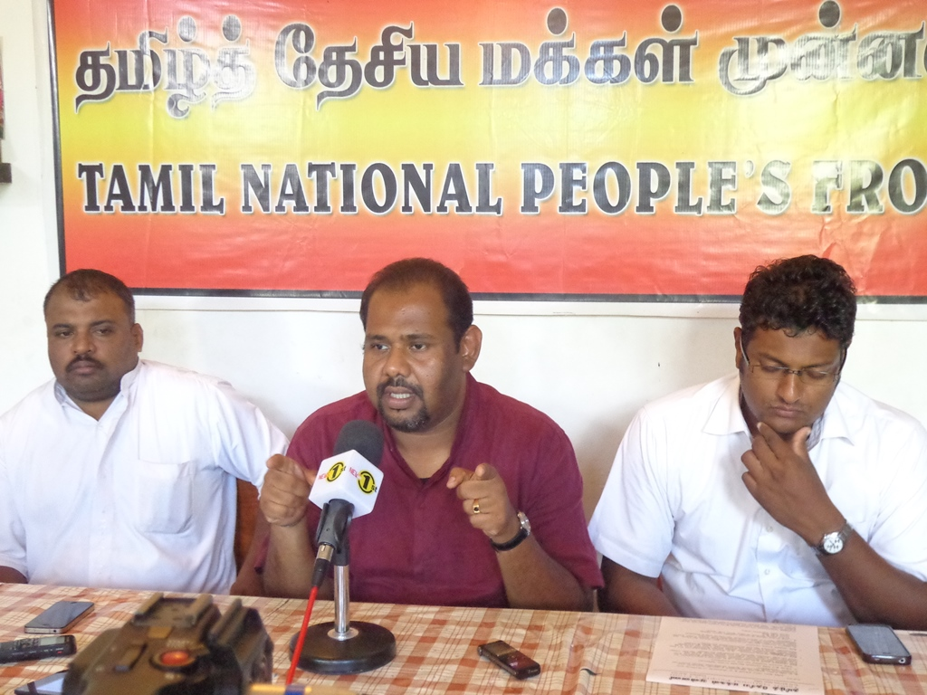 Alliance of anti- Nationalist forces is dangerous, say TNPF