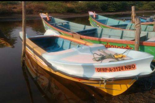 Three  Fishermen missing from Mullaitheevu safe in Kadaloor, South India