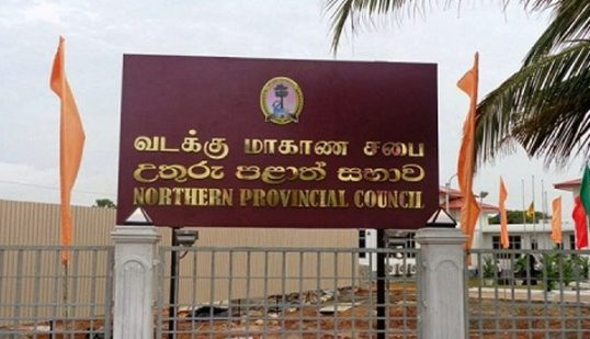Drinking water supply to Jaffna from Pali Aru resolution adopted by the NPC Unanimously