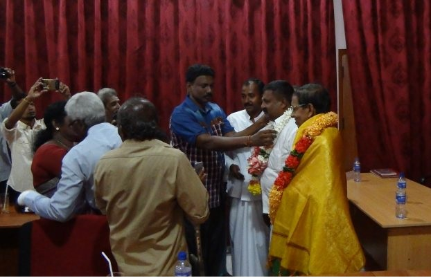Karaithurai pattu PS has started its operation after 40 years, with TNA at its helm.