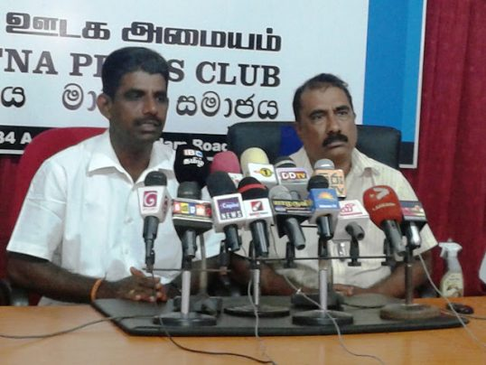 TNA is lying: Evidence of unwritten agreement between TNA and EPDP,could be published: Says EPDP Organizer for Jaffna District