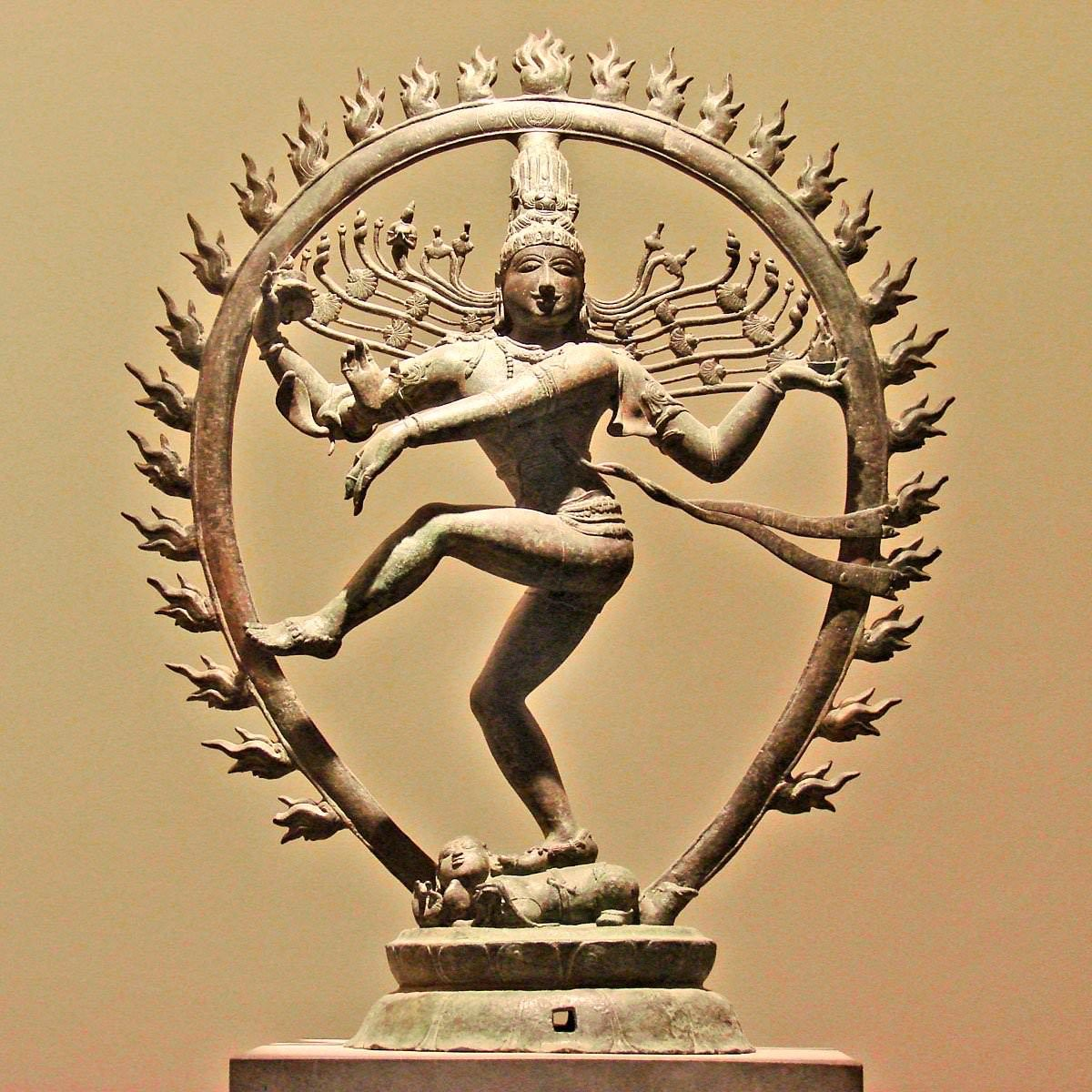 How the modern Scientist perceive the Dance of Siva: Dance of Siva and Sivalingam in Hindu philosophy as Dynamic and Statistic model for universe respectively