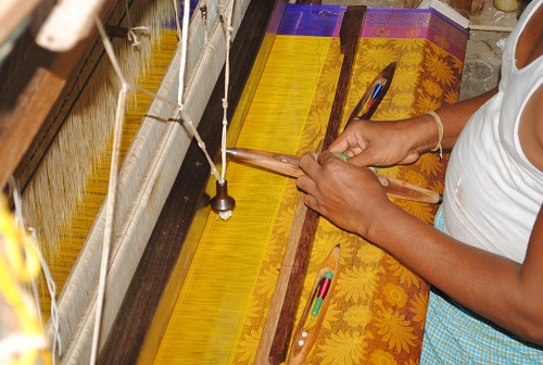 Hand-loom textile industry to be revived in the North