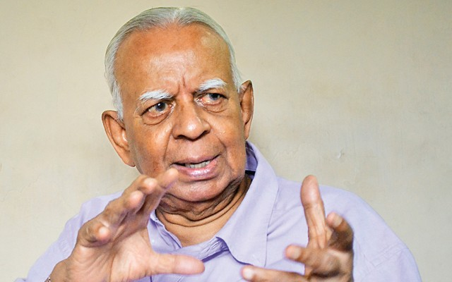 We will announce appropriate CM in due time: says Sampanthan