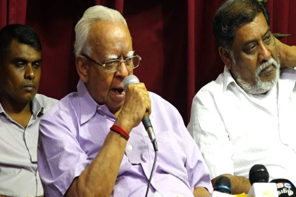 If due solution not delivered, Tamils will seek their own: says Sampamthan