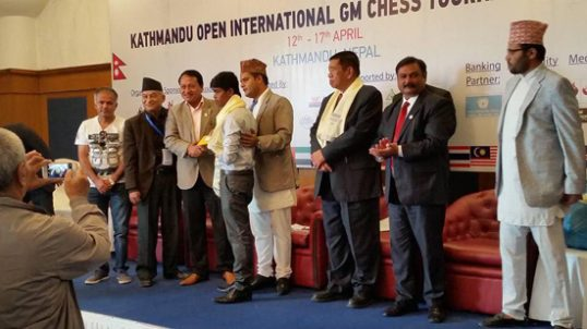 Students of Kokkuvil Hindu  win in International Chess tournament