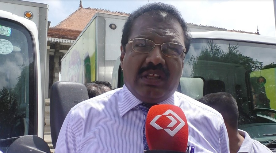 Sufficient water could be supplied if shortages are intimated, says the Kilinochchi District Secretary