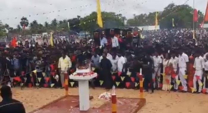 Mulliwaikkal Soil soaked in tributes of tears