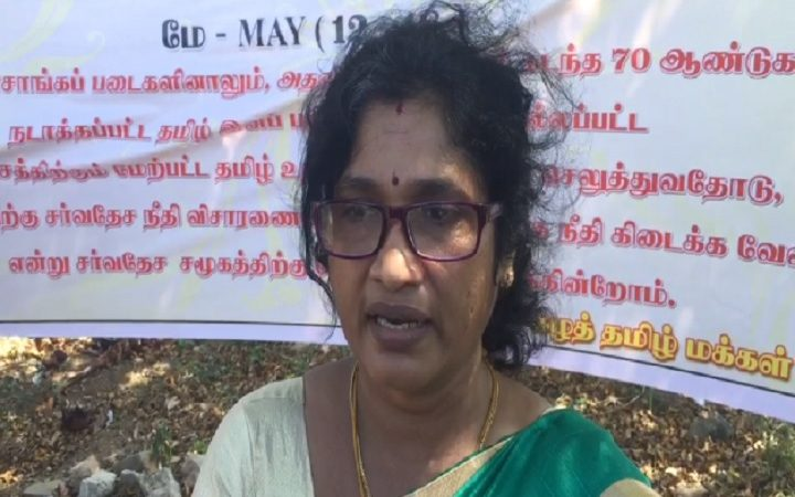 After murdering thousands of thousands of Tamil people , Army trying to be friendly, Says Ananthy