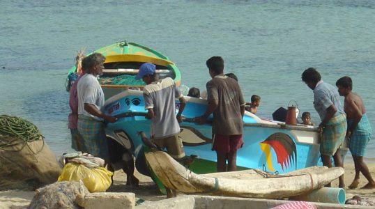 Vadamaratchi fisheremen
