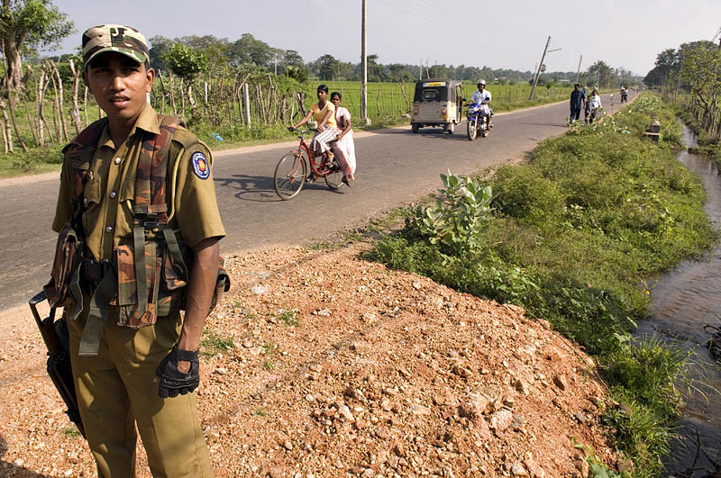 Security Forces incessantly searching for weapons of Tigers: Disappointment yesterday at Vavuniya