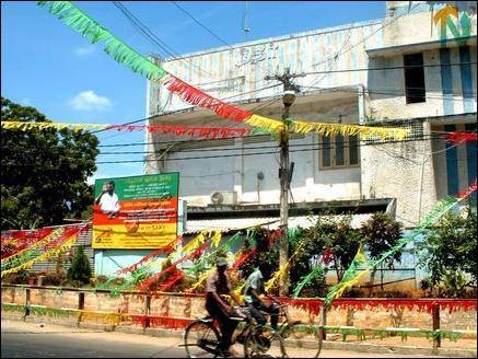 Application for regaining Sridhar Theatre