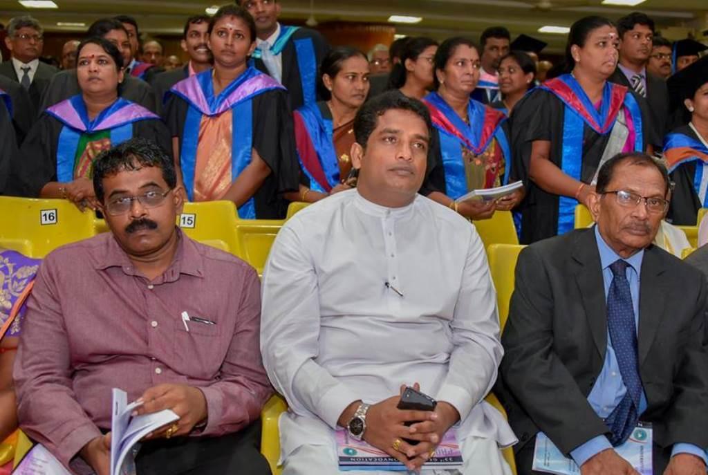 33rd Convocation of University of Jaffna 11