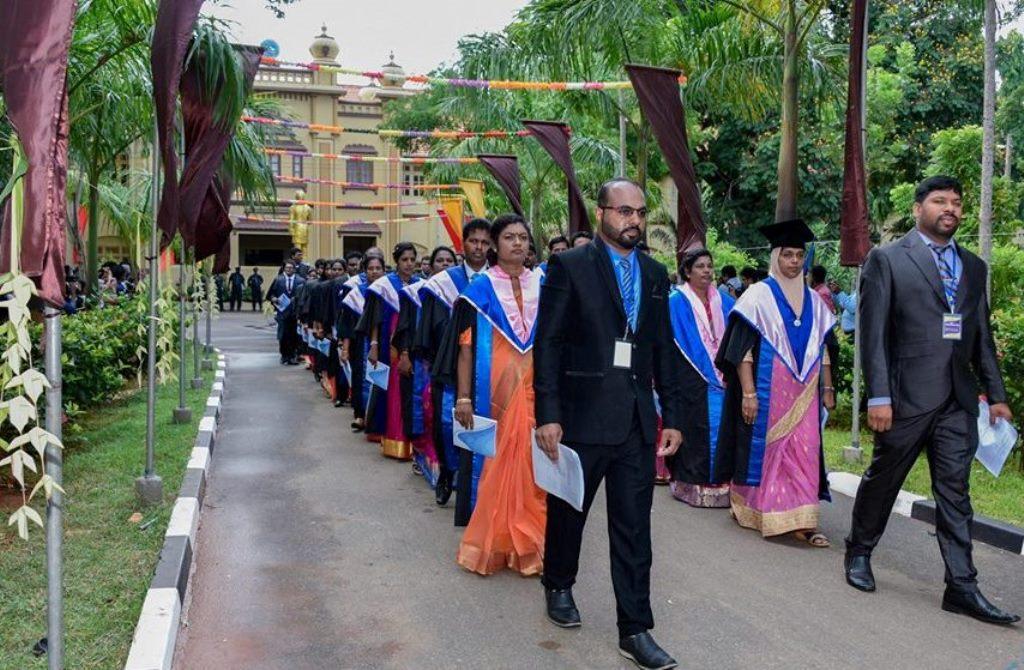 33rd Convocation of University of Jaffna 3