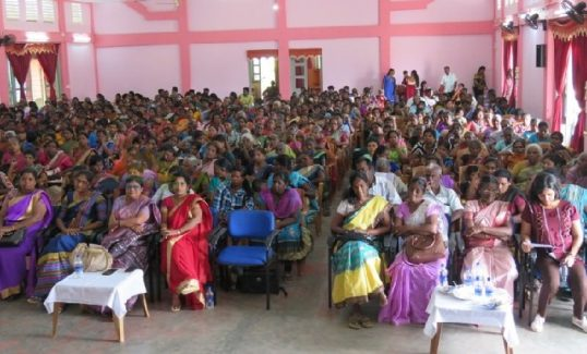 More than 40,000 Woman Leadership Families in the North